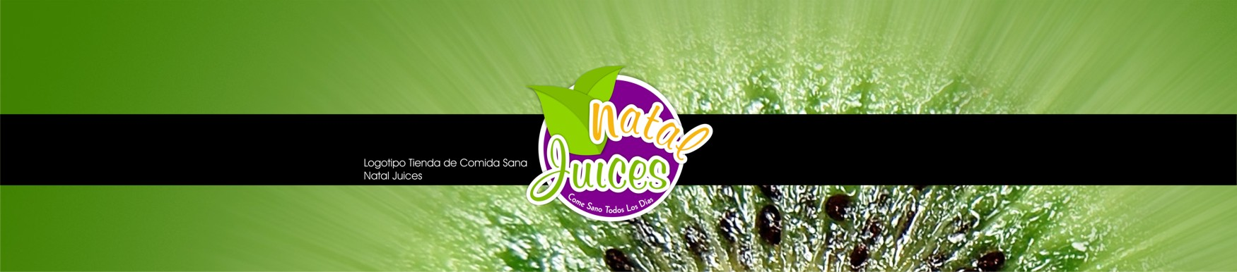 Logotipo Natal Juices