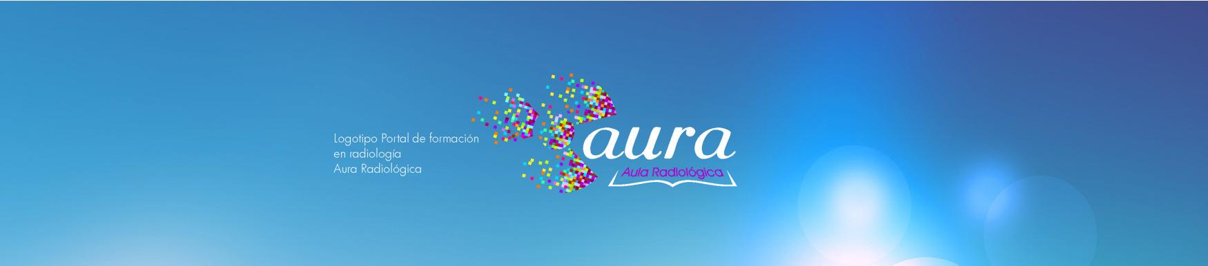 Logotipo Aura Radiológica